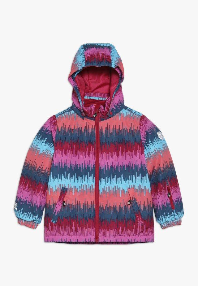 DIKSON PADDED JACKET - Lyžařská bunda - super pink