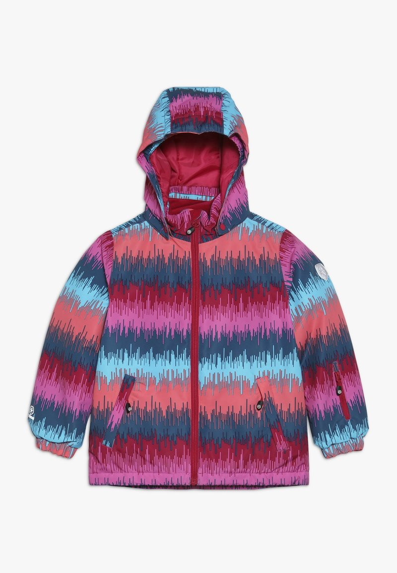 Color Kids - DIKSON PADDED JACKET - Ski jacket - super pink
