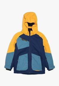 Color Kids - SALWAN PADDED SKI JACKET - Skidjacka - estate blue - 0