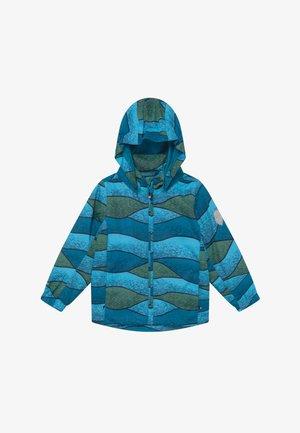 ESBEN JACKET - Waterproof jacket - bluejay