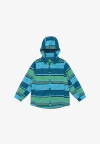 Color Kids - ESBEN JACKET - Waterproof jacket - blue sapphire - 3