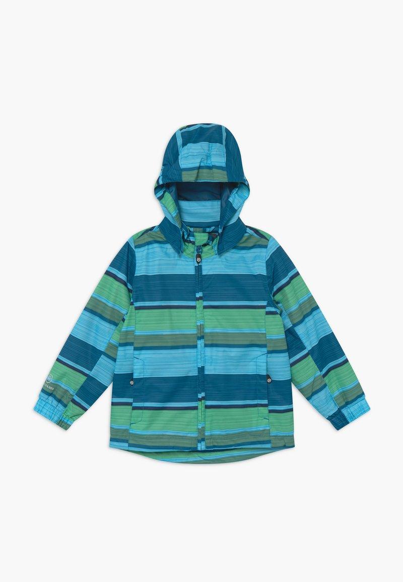 Color Kids - ESBEN JACKET - Waterproof jacket - blue sapphire