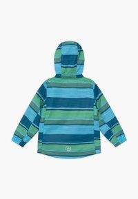 Color Kids - ESBEN JACKET - Waterproof jacket - blue sapphire - 1