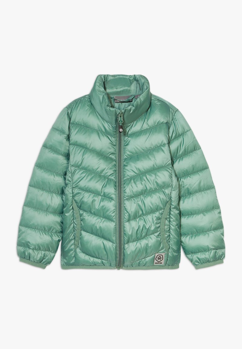 Color Kids - ENZO PADDED  - Outdoor jacket - cactus leaf