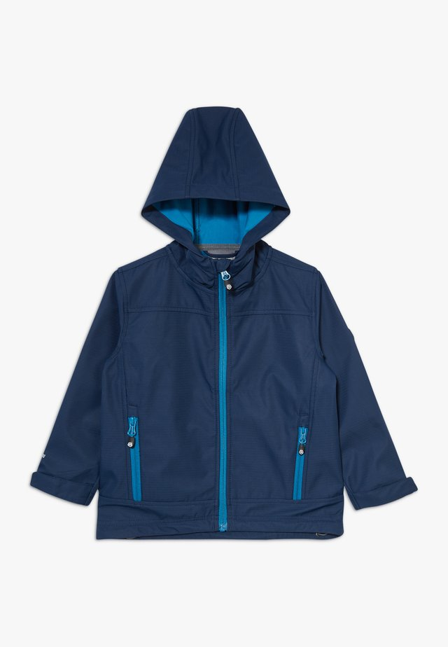 KARKIN - Soft shell jacket - marine