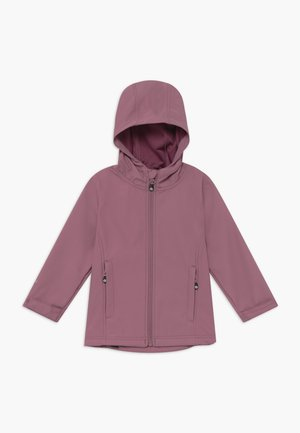 KARKINY JACKET - Soft shell jacket - dusky orchid