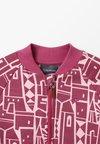 Color Kids - ENIS JACKET - Zip-up hoodie - malaga rose