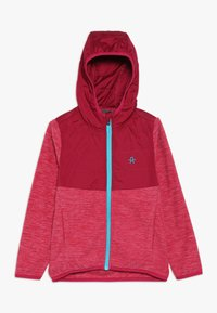 Color Kids - SHERMANN - Giacca in pile - raspberry - 0
