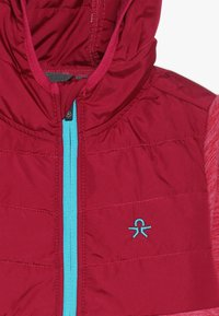 Color Kids - SHERMANN - Giacca in pile - raspberry - 4