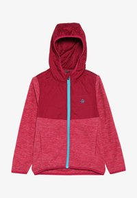 Color Kids - SHERMANN - Giacca in pile - raspberry - 3