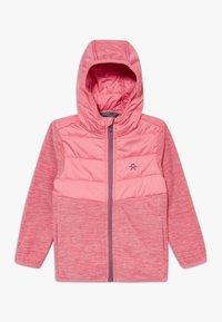 Color Kids - SHERMANN - Fleece jacket - desert rose - 0