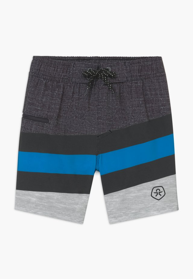 KENNY BEACH  - Badeshorts - black