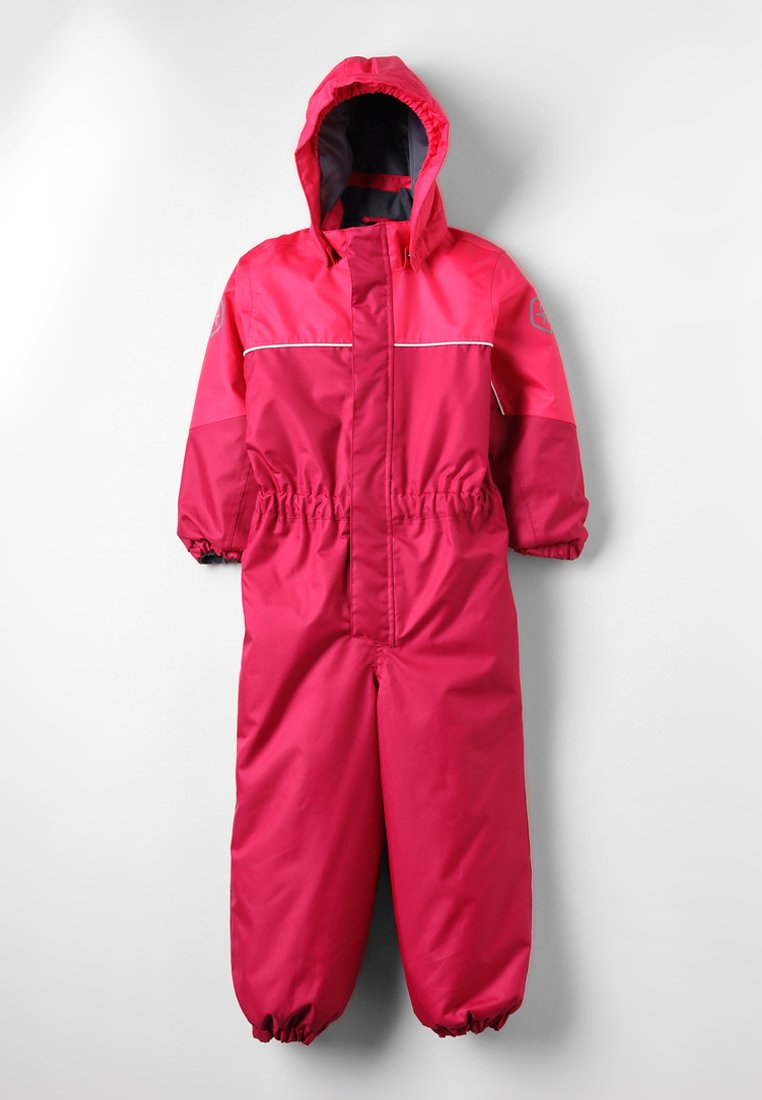 Color Kids - KAZOR PADDED COVERALL - Schneehose - raspberry