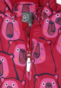 Color Kids - RIMAH MINI PADDED COVERALL  - Skipak - raspberry - 3