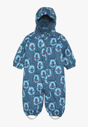 RIMAH MINI PADDED COVERALL  - Talvihaalari - pirate blue