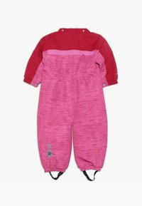 Color Kids - DOLPA MINI PADDED COVERALL - Skipak - raspberry - 2