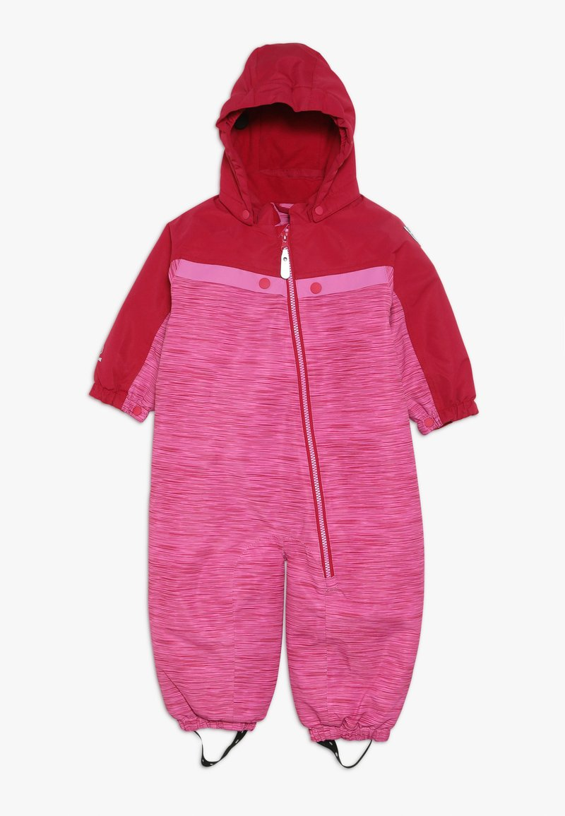 Color Kids - DOLPA MINI PADDED COVERALL - Skipak - raspberry