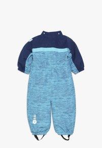 Color Kids - DOLPA MINI PADDED COVERALL - Skipak - estate blue - 2
