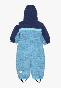 Color Kids - DOLPA MINI PADDED COVERALL - Skipak - estate blue - 1