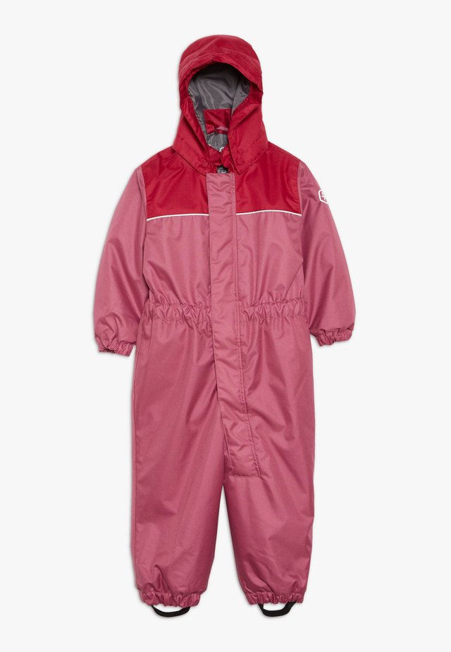 KOMBI MINI PADDED COVERALL - Skioverall / Skidragter - malaga rose