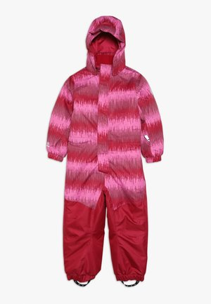 KLEMENT PADDED COVERALL - Overall - raspberry