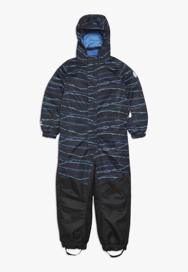 KLEMENT PADDED COVERALL - Combinaison de ski - blue aster