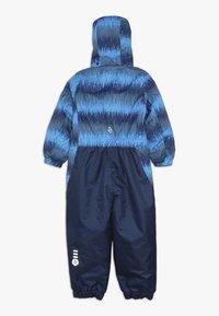 Color Kids - KLEMENT PADDED COVERALL - Snowsuit - estate blue - 1