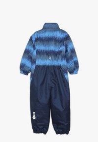 Color Kids - KLEMENT PADDED COVERALL - Snowsuit - estate blue - 2