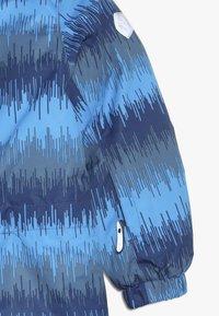 Color Kids - KLEMENT PADDED COVERALL - Snowsuit - estate blue - 3