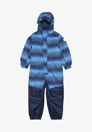 KLEMENT PADDED COVERALL - Kombinezon zimowy - estate blue