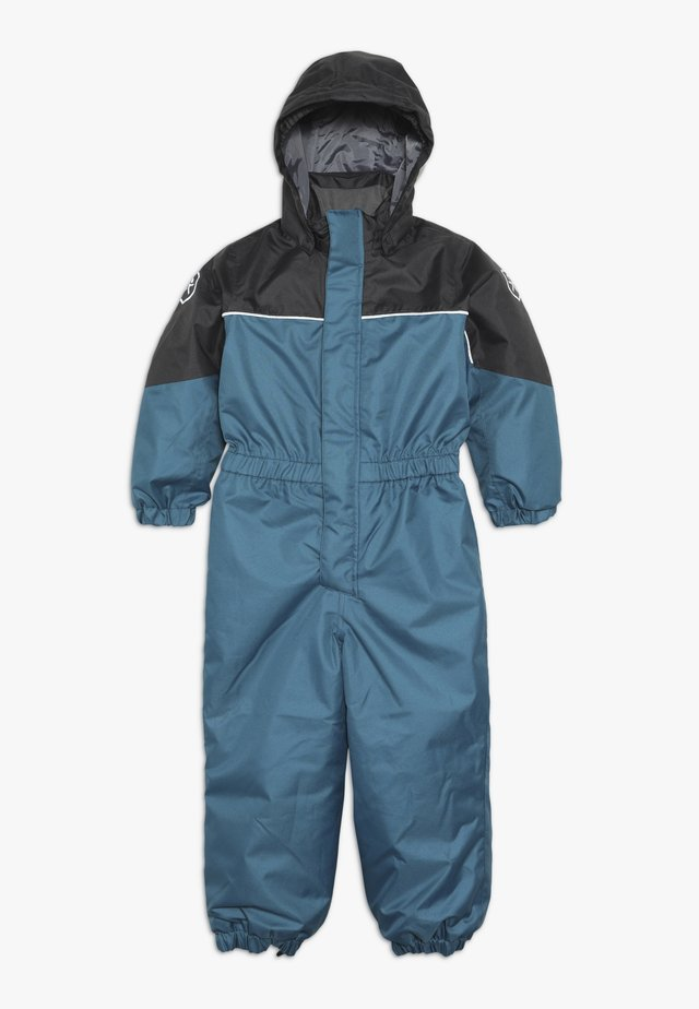 KAZOR PADDED COVERALL - Snowsuit - pirate blue
