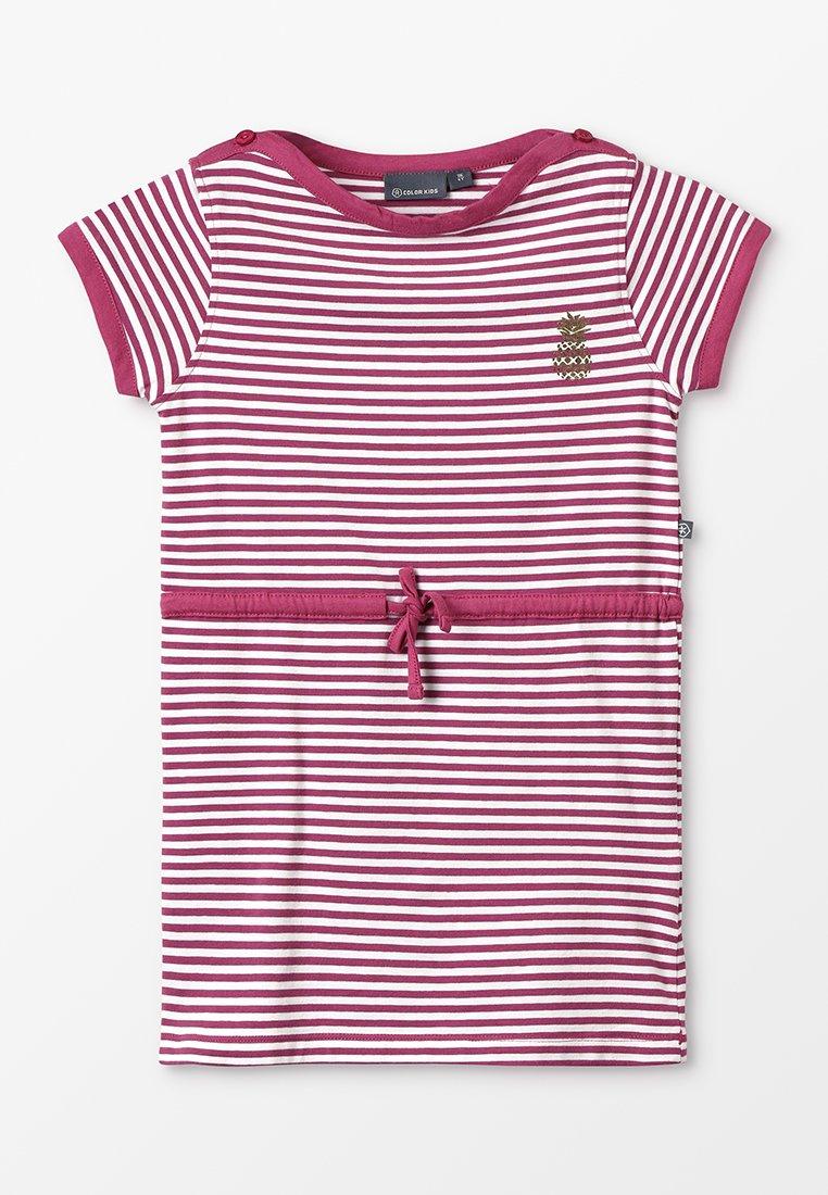 Color Kids - NILJA DRESS - Vestido de deporte - malaga rose