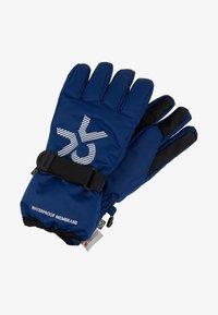 Color Kids - SAVOY GLOVES - Handschoenen - estate blue - 0
