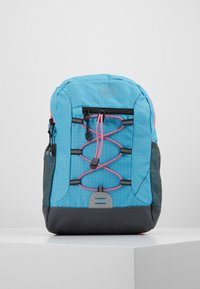 Color Kids - KAMPING BACKPACK - Ryggsäck - crystal seas - 0