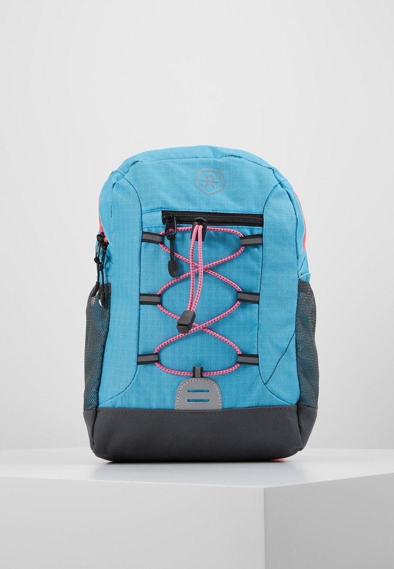 Color Kids - KAMPING BACKPACK - Ryggsäck - crystal seas