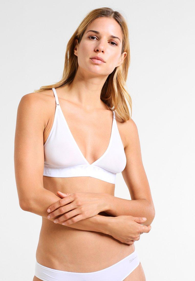 DKNY Intimates - SEAMLESS LITEWEAR - Bustier - poplin white