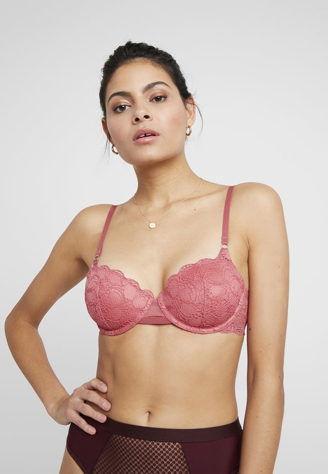 BRA SUPERIOR - Underwired bra - azalea