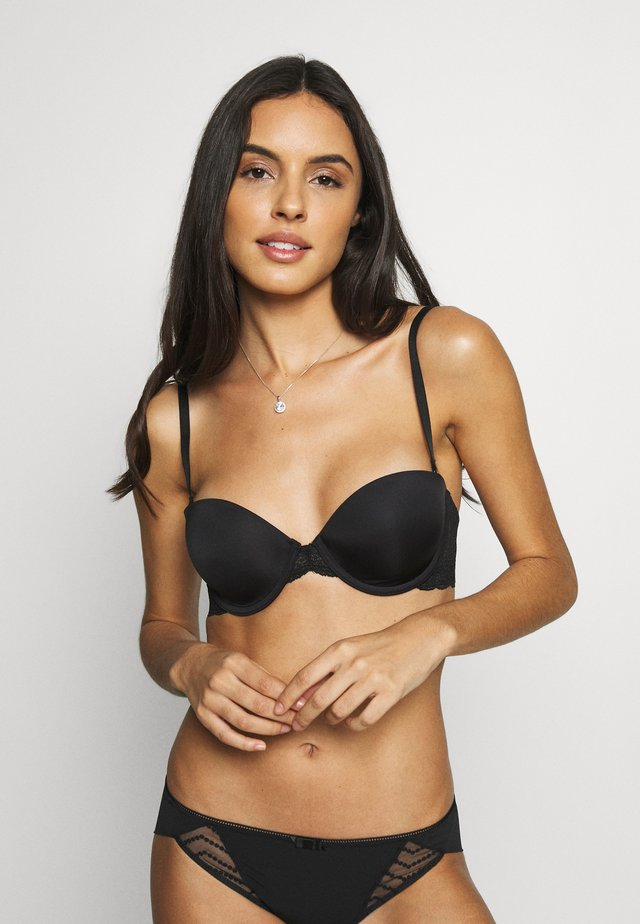STRAPLESS BRA - Stropløse & variable BH'er - black
