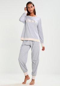 DKNY Intimates - Pyjama - pale grey heather - 0