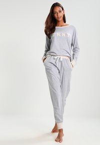 DKNY Intimates - Pyjamas - pale grey heather - 1