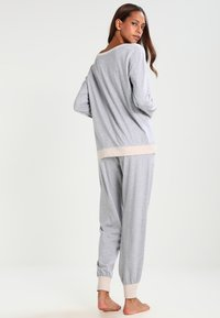 DKNY Intimates - Pyjamas - pale grey heather