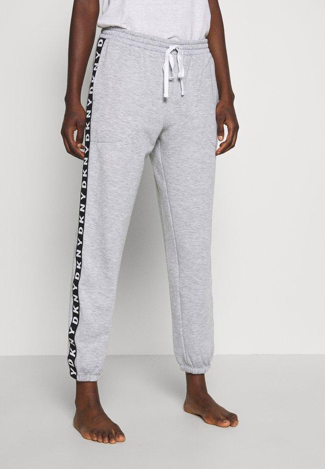 JOGGER - Pyjama bottoms - grey heather