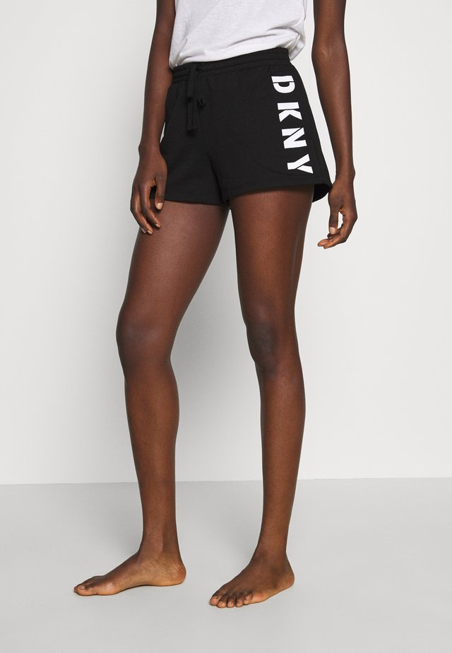Pyjamasbyxor - black