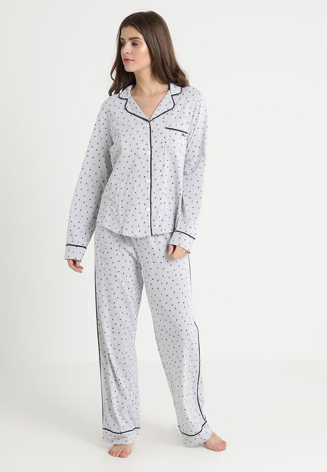 SET - Pyjama set - winter white