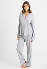 DKNY Intimates - SET - Pyžamová sada - grey heather - 1