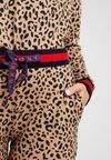 DKNY Intimates - NEW VINTAGE SET - Pyjama set - light brown/black/red