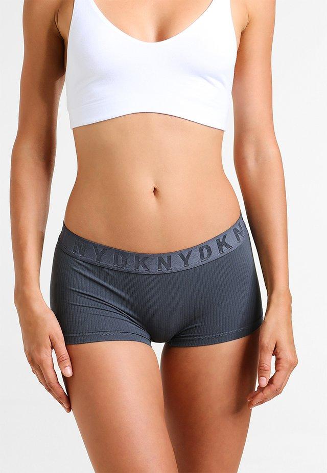 SEAMLESS LITEWEAR HIPSTER - Underkläder - graphite