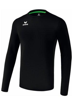 TRIKOT LIGA LANGARM KINDER - Sports shirt - schwarz