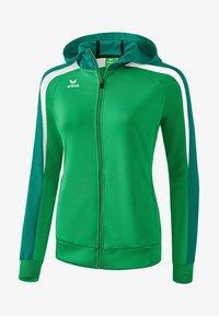 smaragd / grün