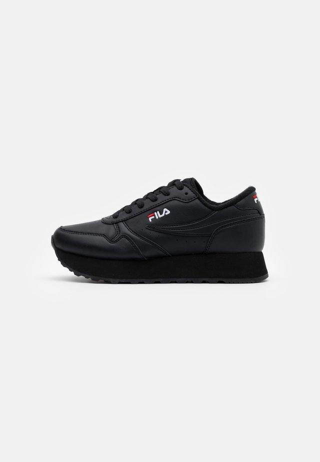 ORBIT ZEPPA - Trainers - black